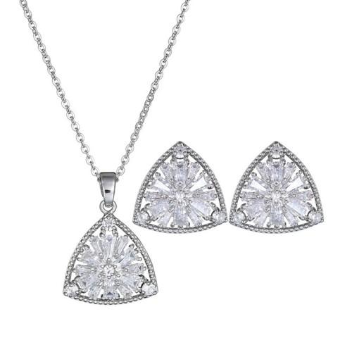 drop jewelry set q8881002