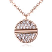 round necklace 26139