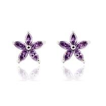 cz stone earring E315-7