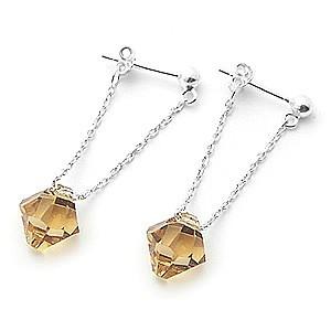 crystal earring 980180