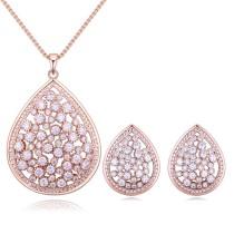 drop jewelry set 26651