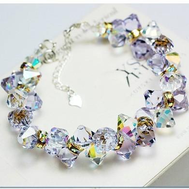 crystal bracelet970690(8mm)