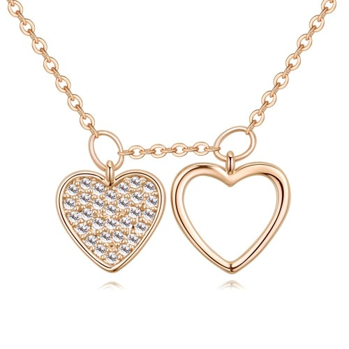 heart necklace 26654