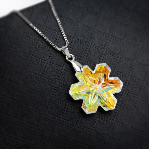 flower pendant 20mm
