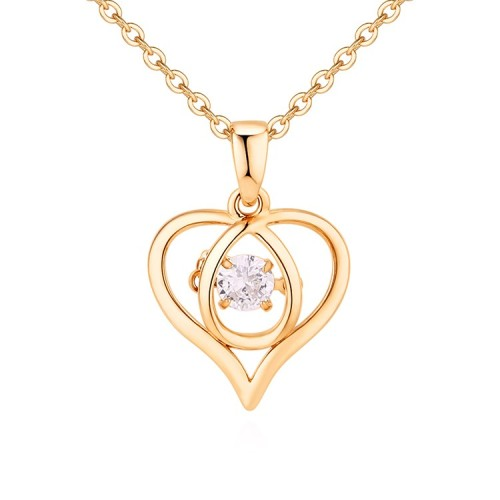 heart necklace 30387