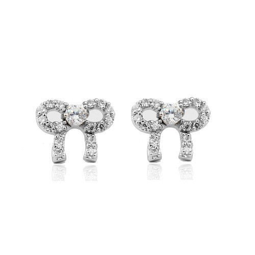 cz stone earring E297-6