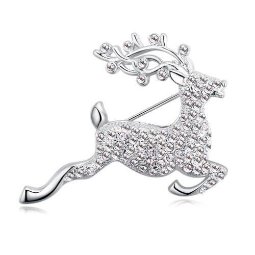 Deer brooch 27345