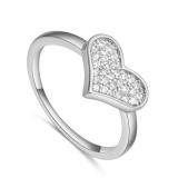 heart ring 28233