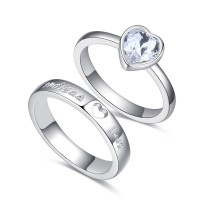 heart ring 26535