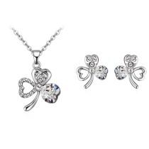 Clover jewelry set 30365