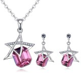 star jewelry set 26336