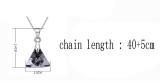 Triangle jewelry set 27399