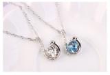 swan jewelry set 27016