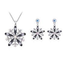 Snowflake jewelry set 30199