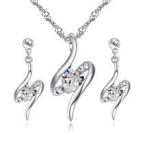 heart jewelry set 26982