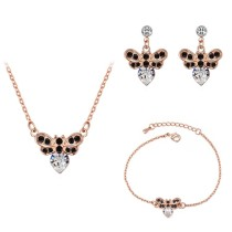 Bee jewelry set 30352