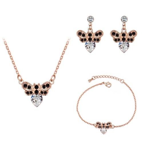 Bee jewelry set 30352