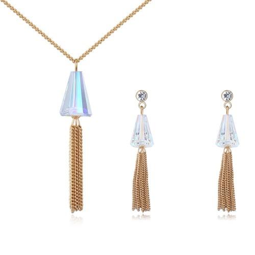 drop jewelry set 26357
