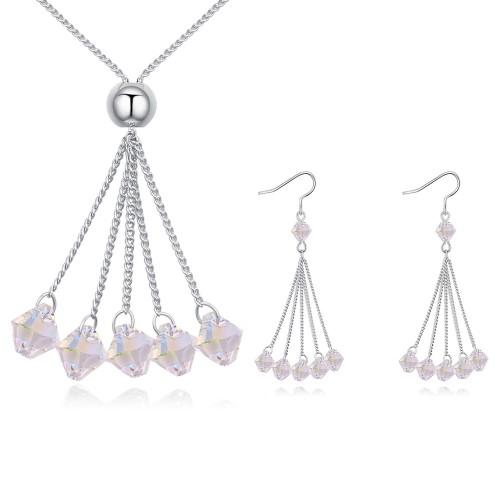drop jewelry set 26606