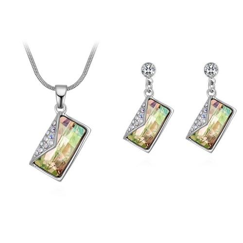 Envelope jewelry set 30112