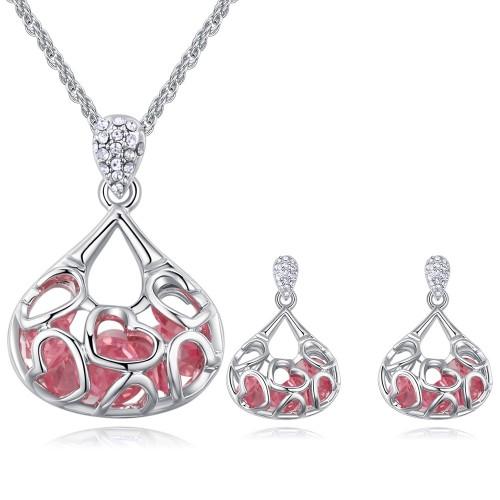 cute bag jewelry set 26553