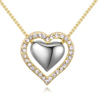 heart necklace 26563