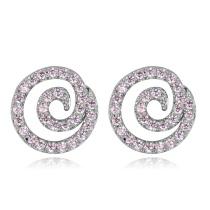 Swirl Earrings  28446
