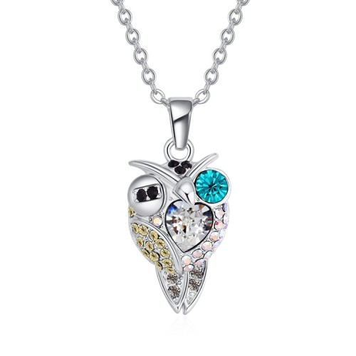 owl necklace 30080