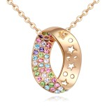 round necklace 27298