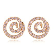Swirl Earrings 28444