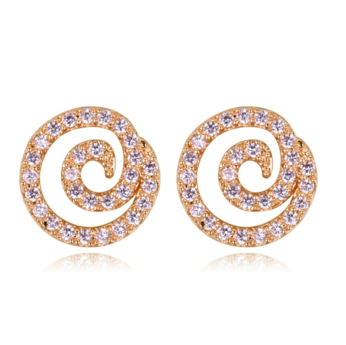 Swirl Earrings 28444