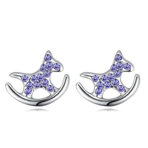 Trojan earrings 28420