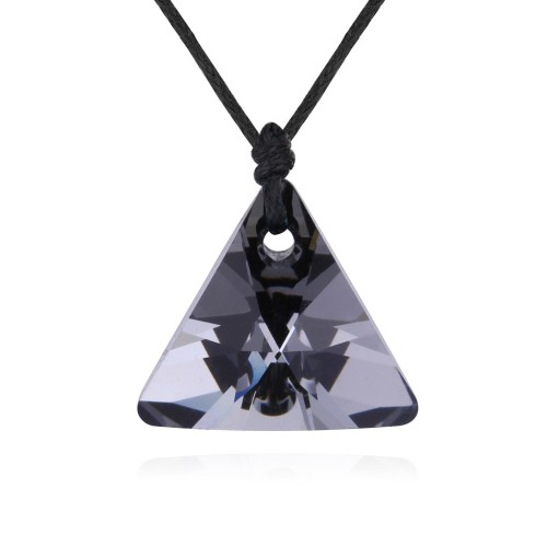 Triangle necklace 27418