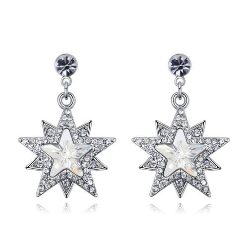 snowflake earring 26216
