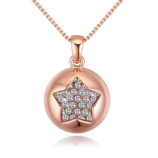 round star necklace 28845