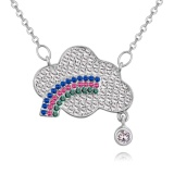 Rainbow Blessing Necklace