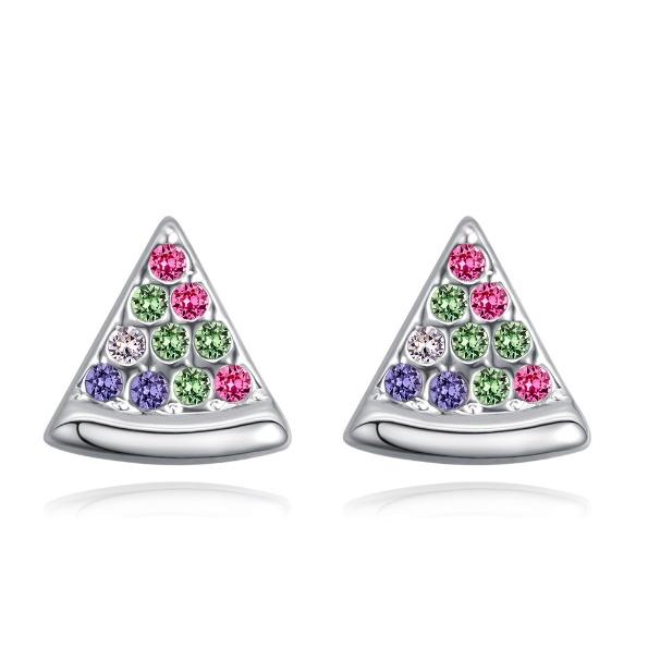Watermelon earrings 28062
