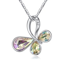 Butterfly necklace 26258