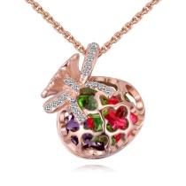 Bag necklace 28546