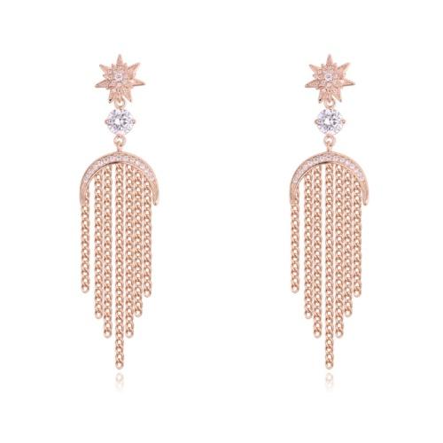 Tassel Stud Earrings 27916
