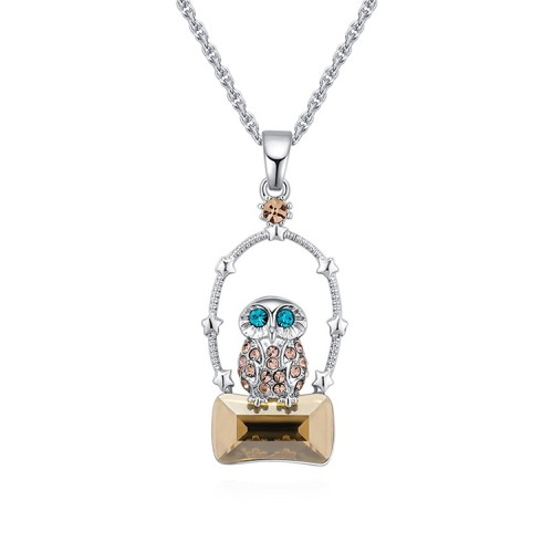 owl necklace 30221