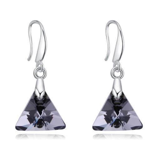 Triangle earrings 27402