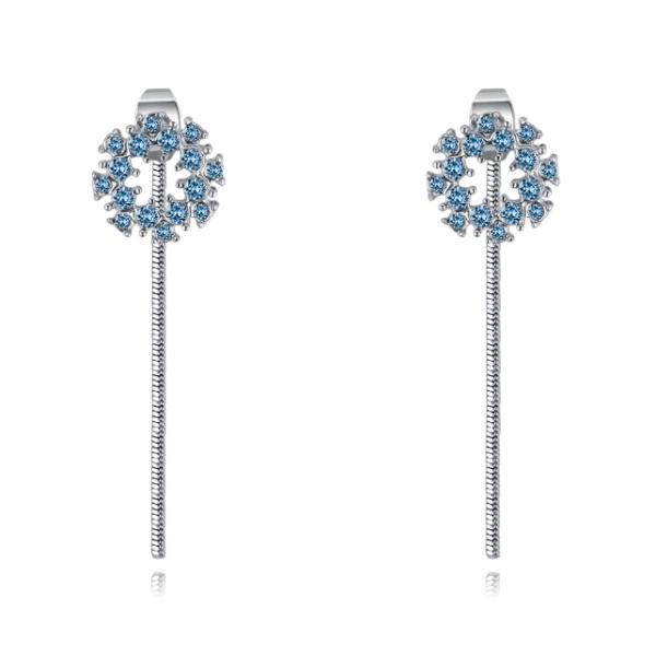 Wreath earrings 28399