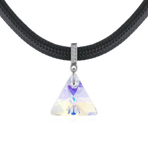 Triangle necklace 28715