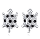 Turtle earrings 28411