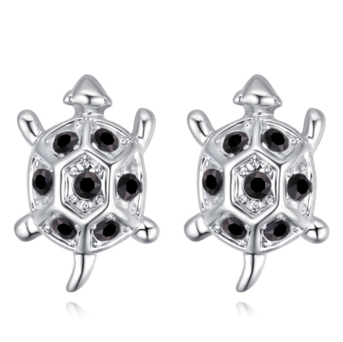 Turtle earrings 28411