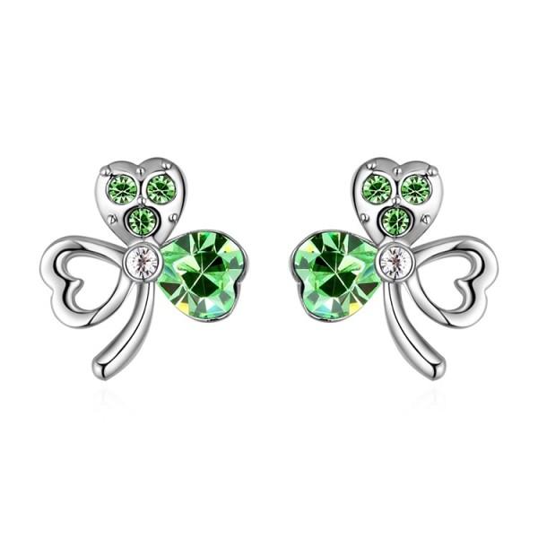 Clover earrings 30358