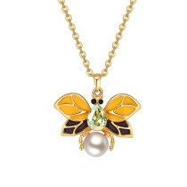 Butterfly necklace 30085