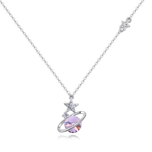 Romantic planet necklace 26860