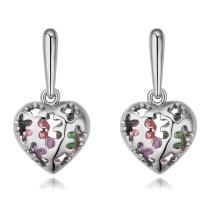 heart earring 26291